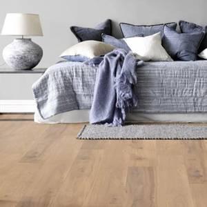 Bilde av Parkett SAGA Eik Plank Premium Limestone